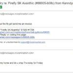 MorphMarket Email